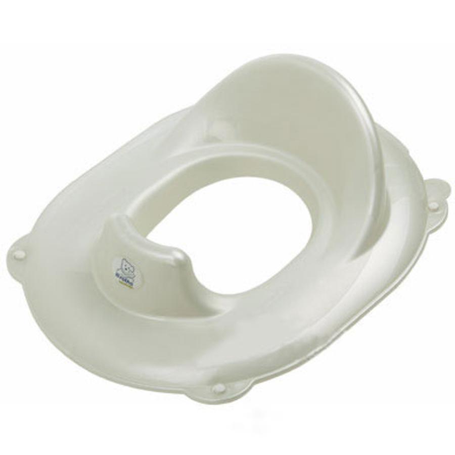 ROTHO Réducteur de toilettes TOP Blanc Nacré Crème
