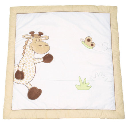ROBA Play and Crawl Blanket Safari 100x100cm