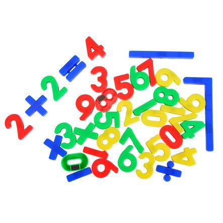 SIMBA Art & Fun Magnettal och tecken