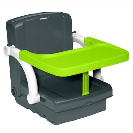 Rotho Babydesign Hi Seat Kidskit - mitwachsende Sitzerhöhung grau
