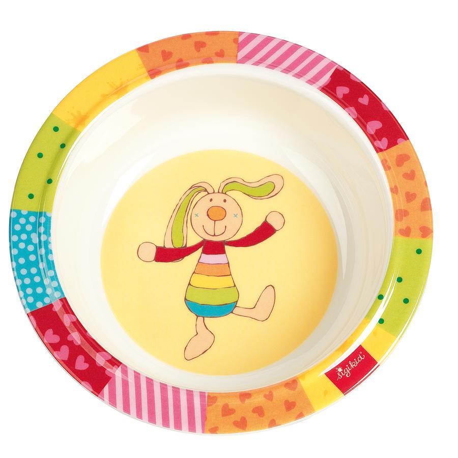 sigikid® Melamin-Schüssel Rainbow Rabbit