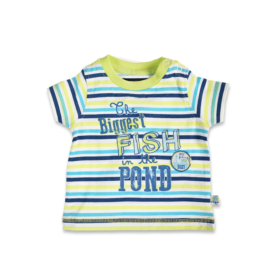 BLUE SEVEN Boys Baby T-Shirt apple
