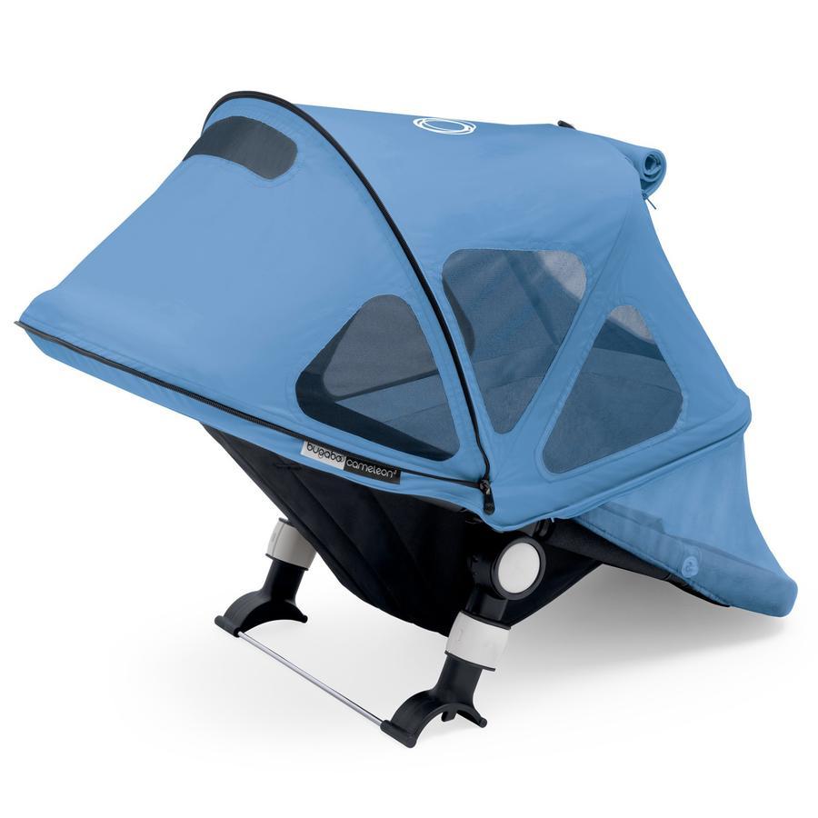 bugaboo Donkey Sun Canopy Ice Blue