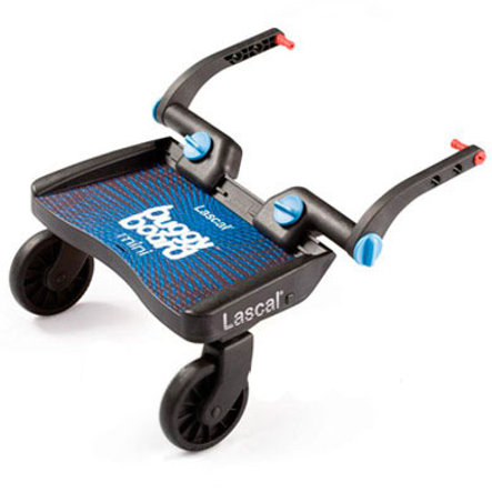 Buggy Board Mini (Basic) von Lascal blau