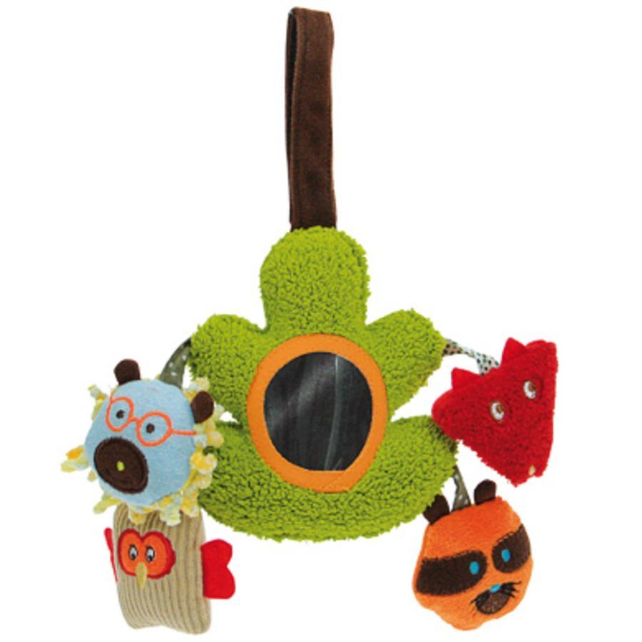 Candide Klettspielzeug Eichenblatt