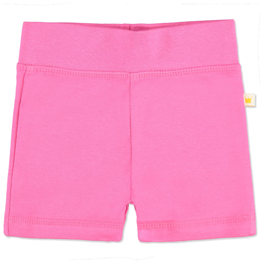 anna & tom Mini Girls Short, rose vif