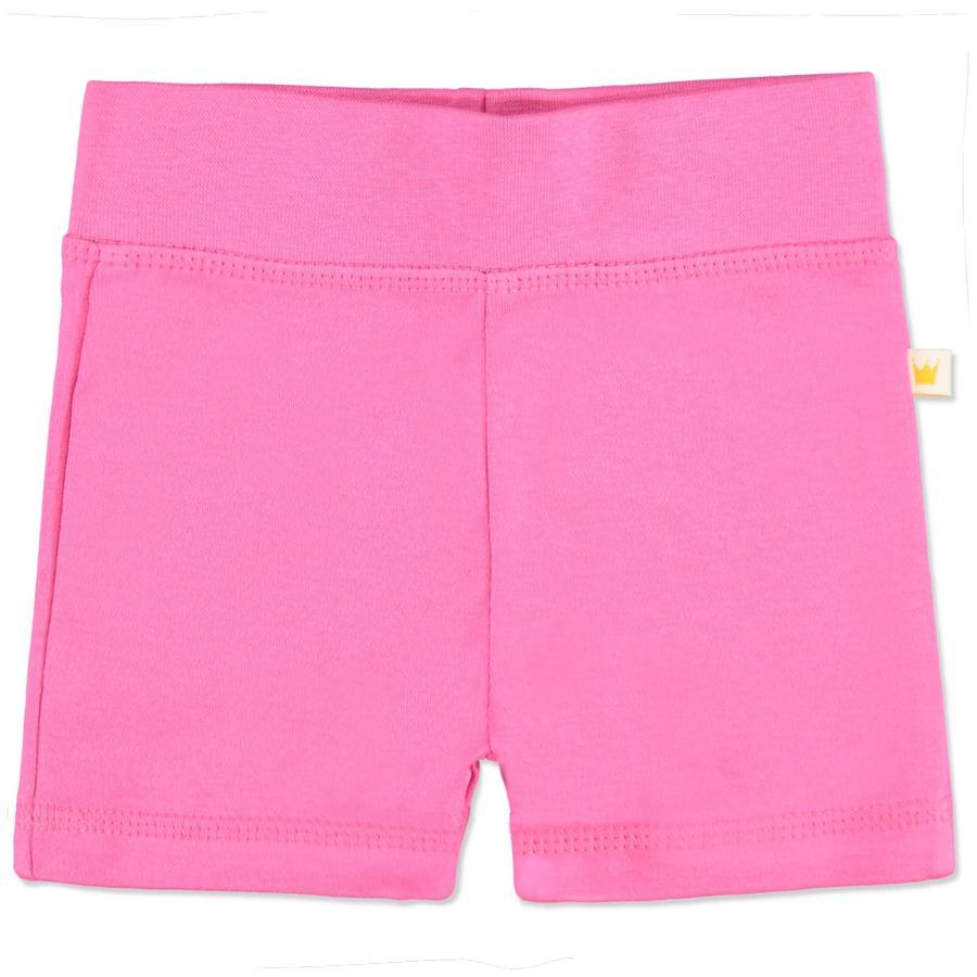 anna & tom Mini Girls Šortky, růžové