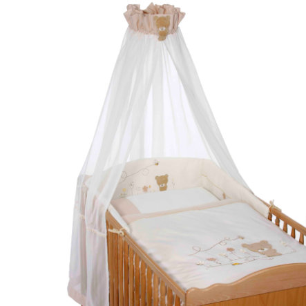 Easy Baby Bedset Honeybear (400-79)