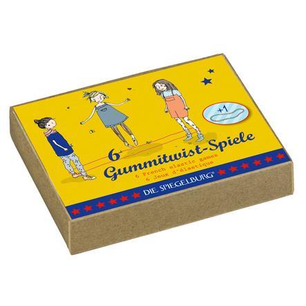 COPPENRATH Gummitwist-Spiele - Bunte Geschenke