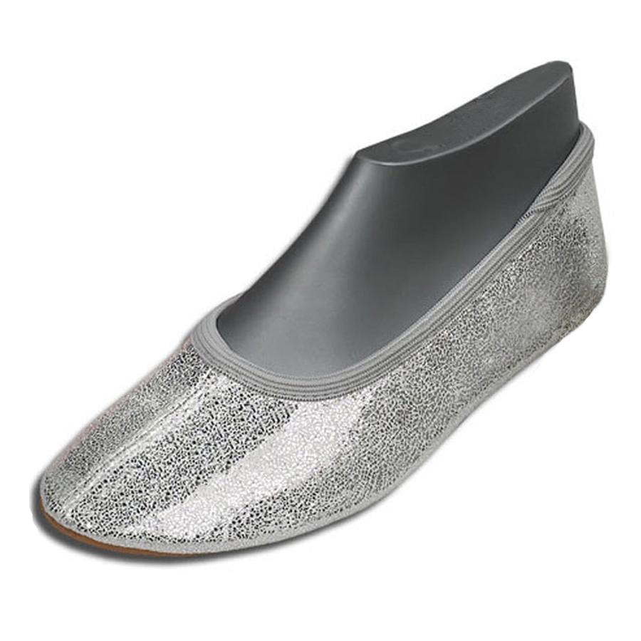 BECK gympaskor - silver