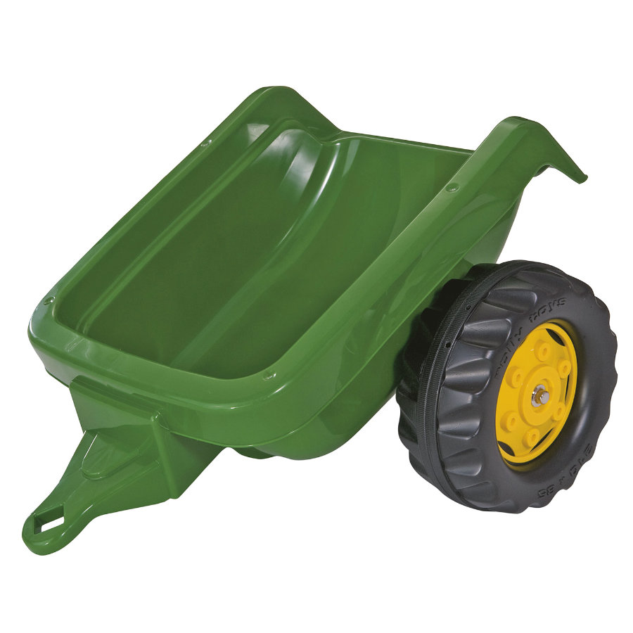 ROLLY TOYS rollyKid Trailer JD-grün