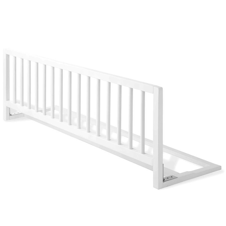 Pinolino Barrière pour lit d'enfant Comfort, blanc