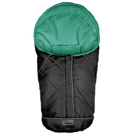 ALTABEBE śpiworek zimowy Nordic do fotelika samochodowego, rozmiar 0+ kolor czarny/petrol