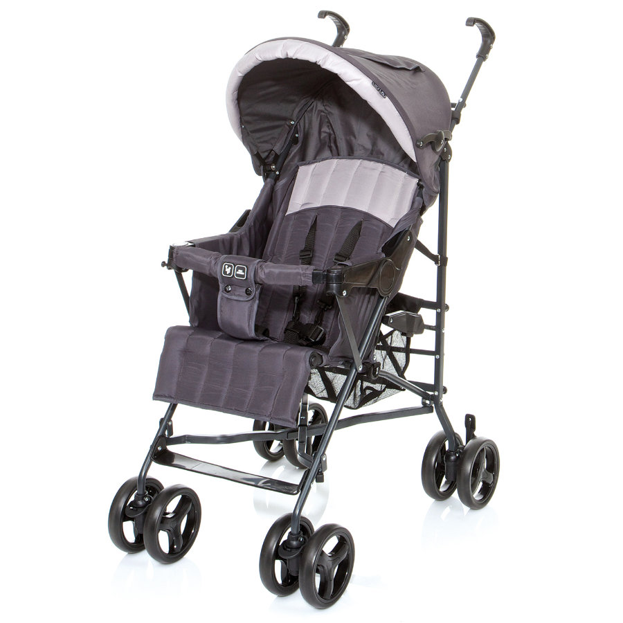 ABC DESIGN Buggy Handy light grey-anthracite