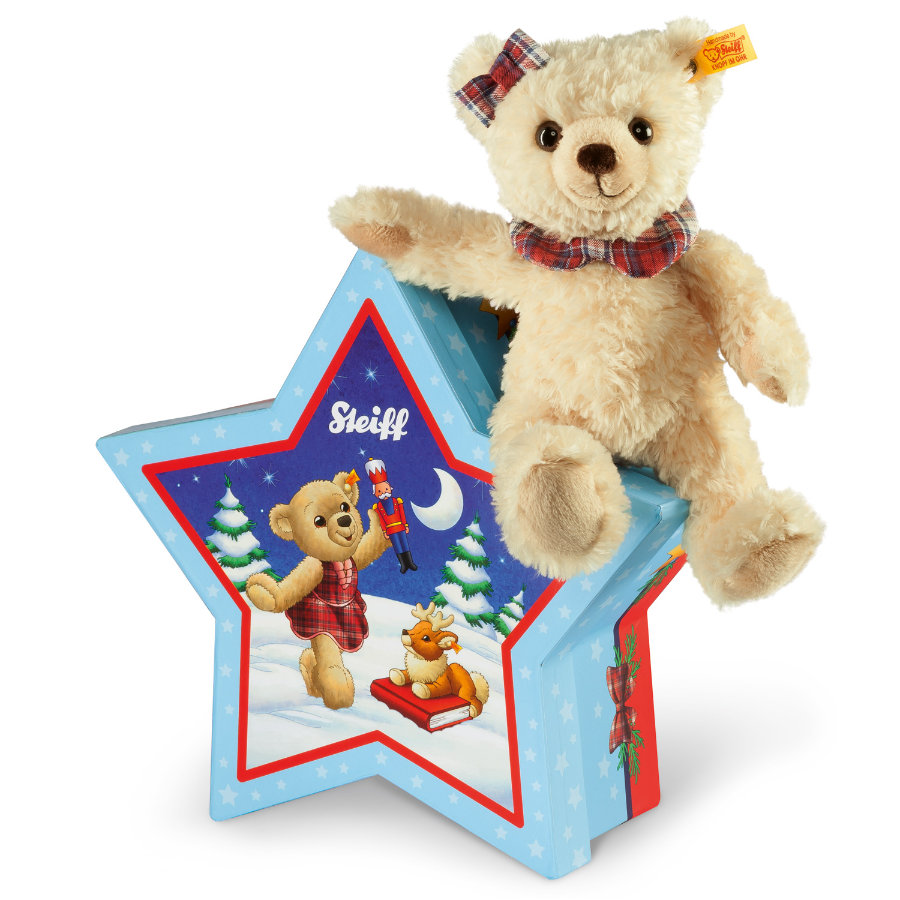 STEIFF Teddy Bear Clara in Star Box