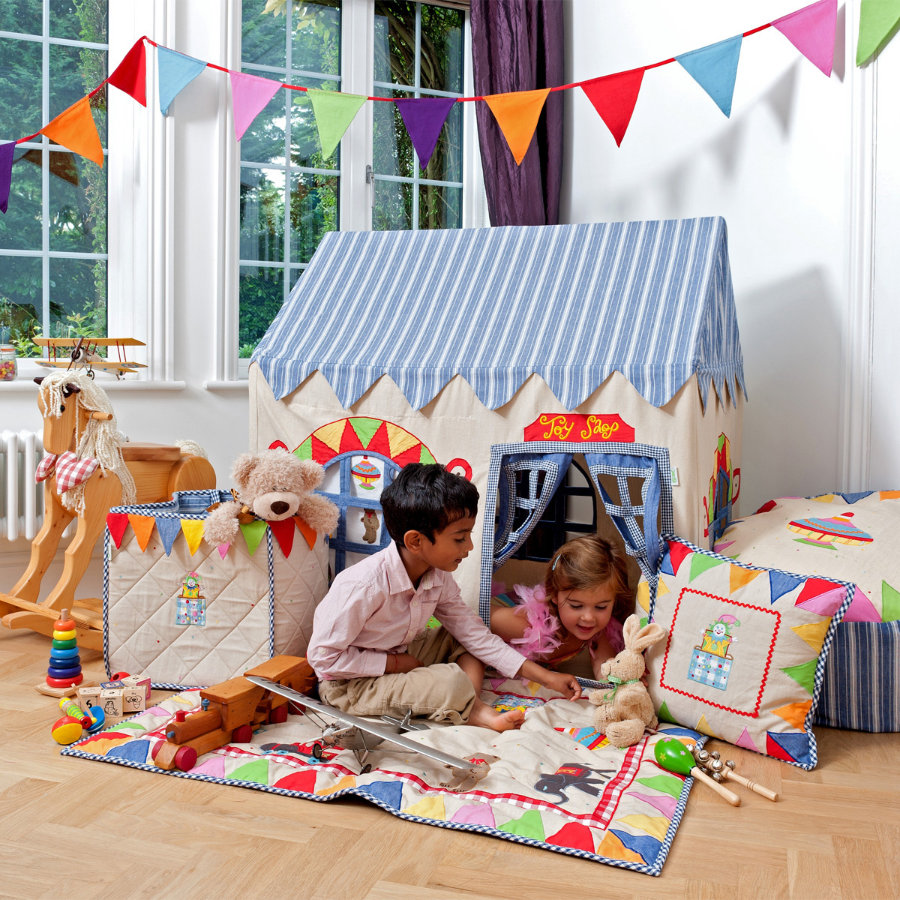 WIN GREEN Maison de jeu - Magasin de jouets, grand