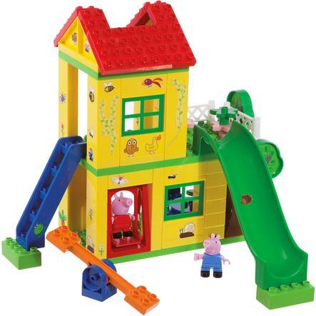 PlayBIG Bloxx Prasátko Peppa - Domeček na hraní