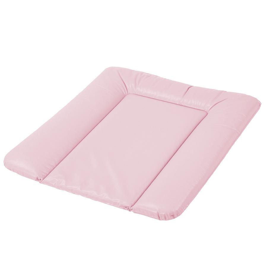 rotho Babydesign Wickelauflage tender rosé 72 x 85cm
