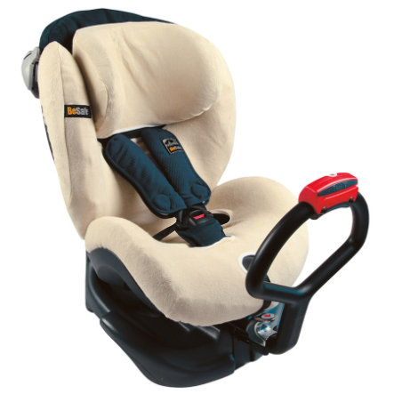 BeSafe Schutz- Sommerbezug für iZi X3, X4,i-Size, Plus beige