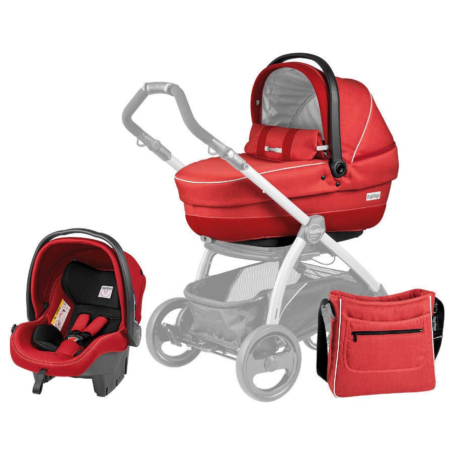 PEG-PEREGO Kinderwagen Set XL Sunset
