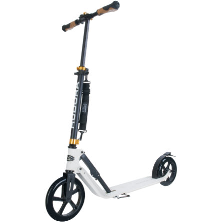 HUDORA Monopattino Big Wheel Style 230, bianco 14236