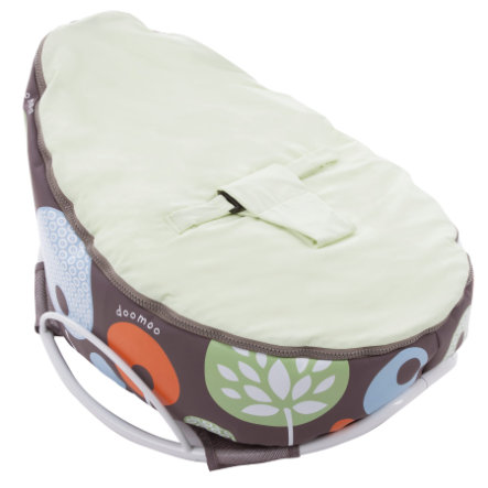 Doomoo Bean Bag Seat Original with Swing Bouncer Tree Green