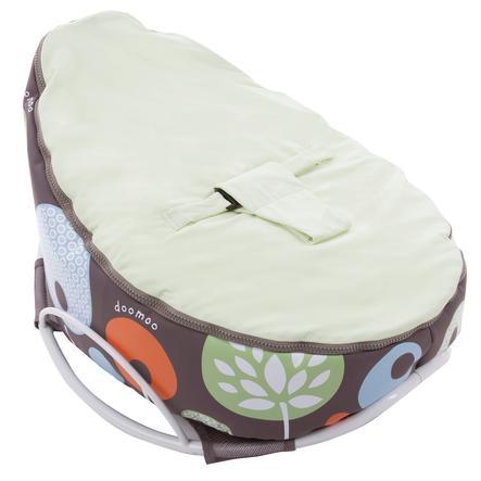 Doomoo Sitzsack Seat Original mit Swing Wippe Farbe Tree Grün