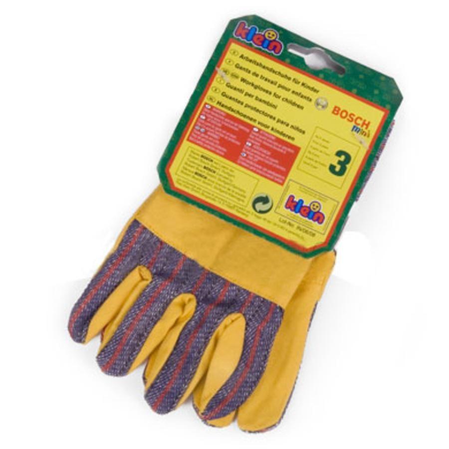 KLEIN Bosch speelgoed werkhandschoenen