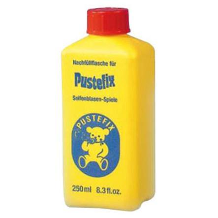 PUSTEFIX Rainbow Bubbles Refill Bottle 250ml