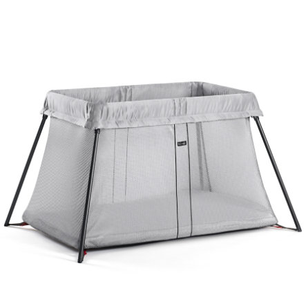 BABYBJÖRN Travel Cot Light Silver Collection 2014/15