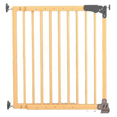 Reer Tür- und Treppenschutz Klemm- und Schraubgitter Basic Active-Lock Holz/Natur