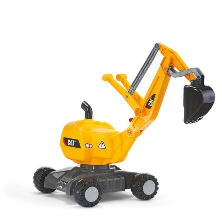 Ruedas Rolly Excavadora Con Cat 421015 Toys LAj435R