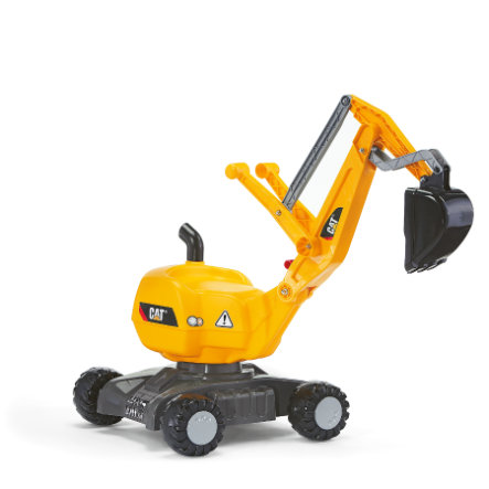 ROLLY TOYS rollyDigger CAT avec roues 421015