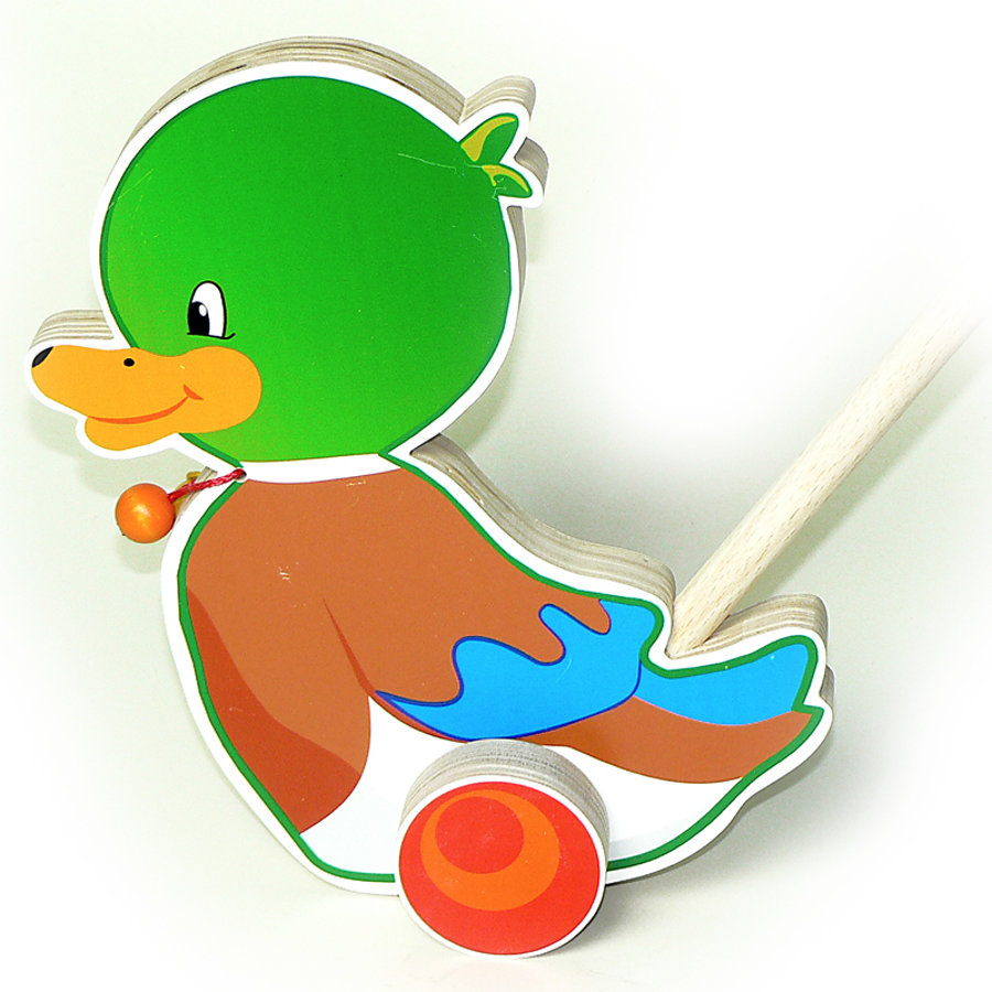 HESS Pull-Along Toy - Susi Duck