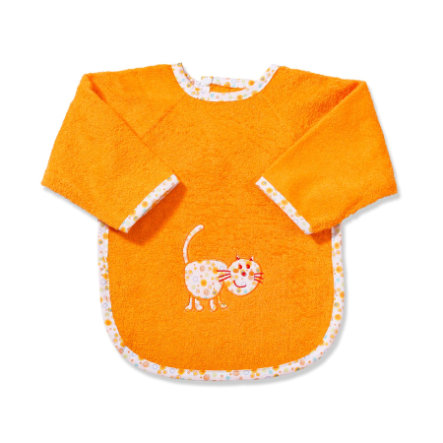 Easy Baby Terry Sleeved Bib - Barbados