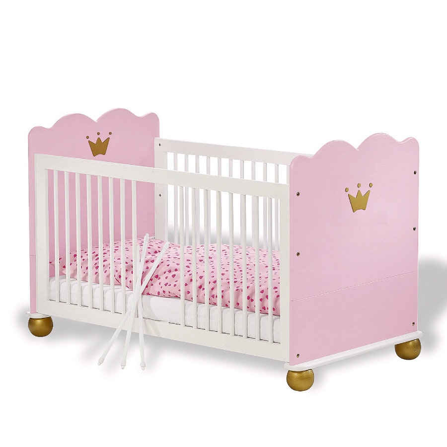 pinolino kinderbett prinzessin karolin baby. Black Bedroom Furniture Sets. Home Design Ideas