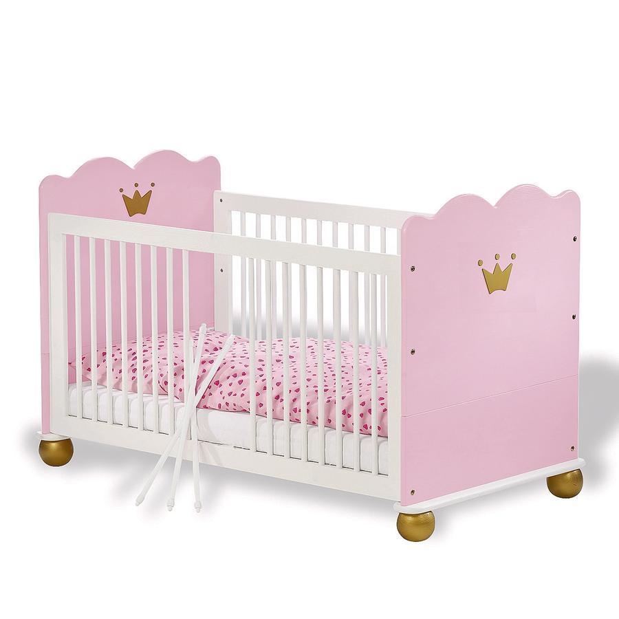 PINOLINO Lit bébé Princesse Caroline