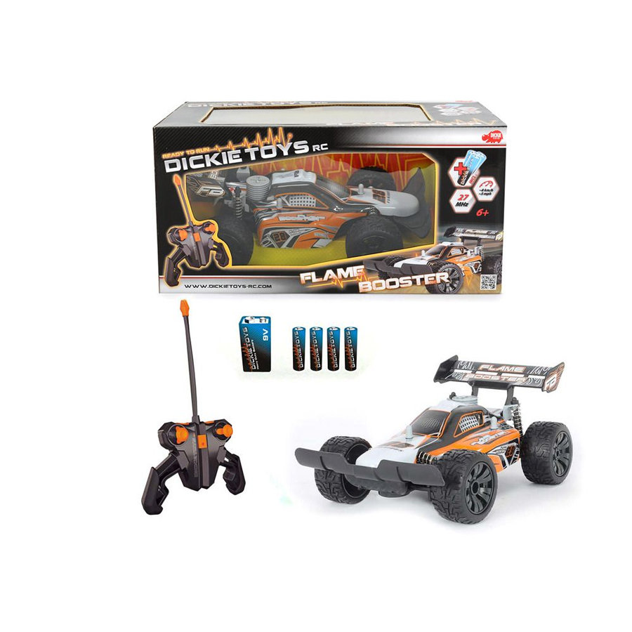 DICKIE Toys RC Flame Booster, RTR