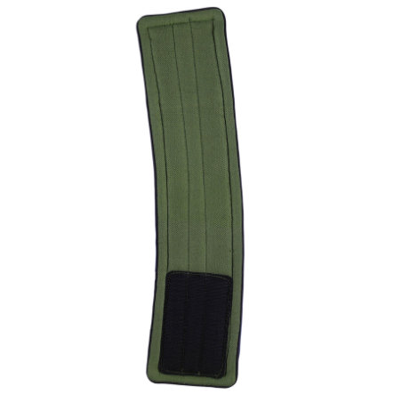 HOPPEDIZ Rallonge de ceinture Bondolino Classique, olive-gris