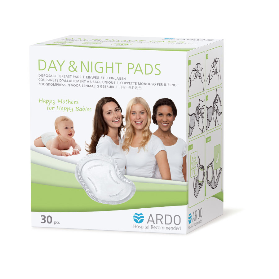 ARDO Day & Night -liivinsuojat, kertakäyttöiset, 30 kpl