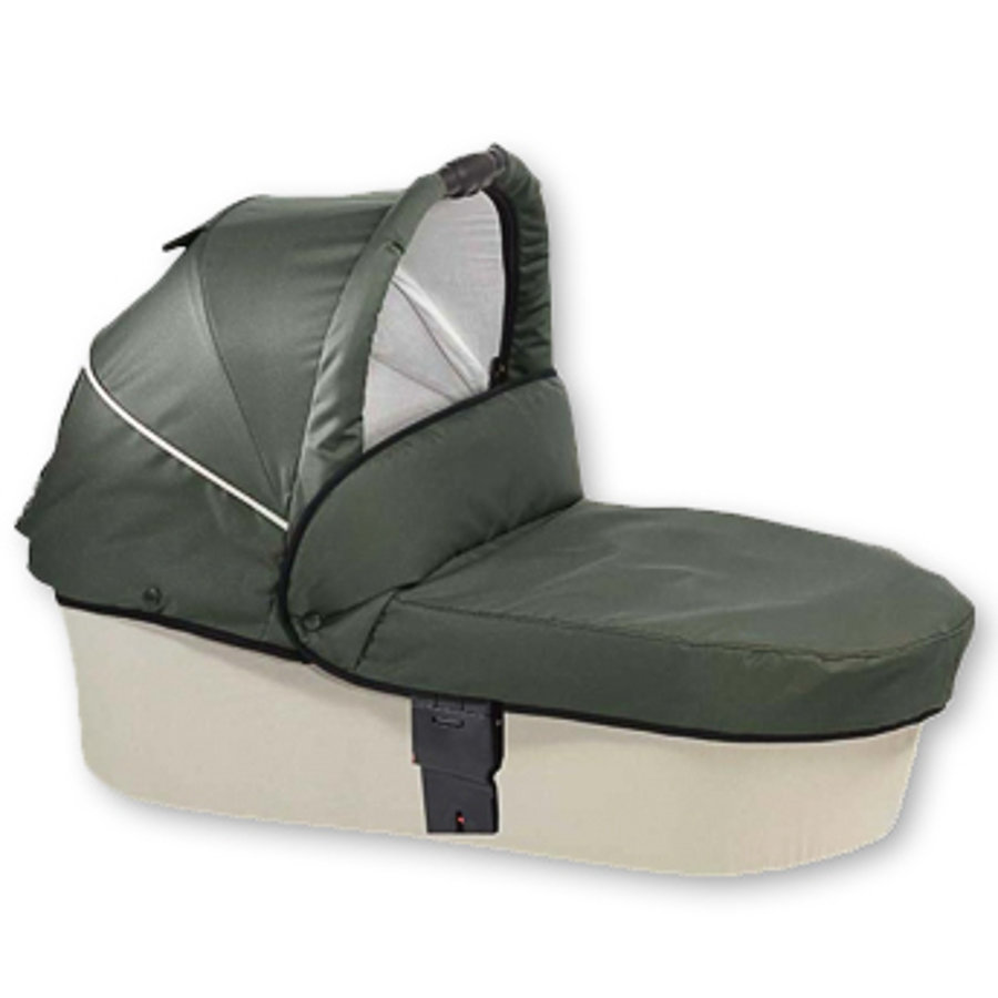 HARTAN IX1 Carry-Cot - Olive/Nature Rip Top