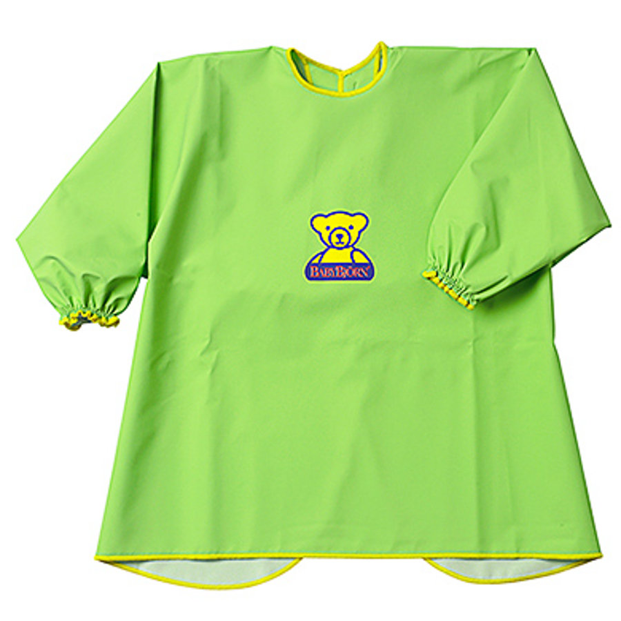 BABYBJÖRN Eat and Play Shirt Smock Green