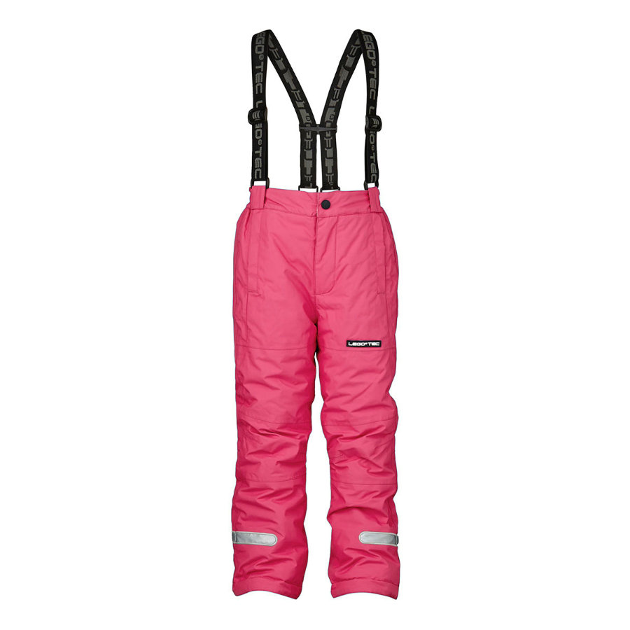 LEGO WEAR Girls Skiing Trousers PACO 602 radish red