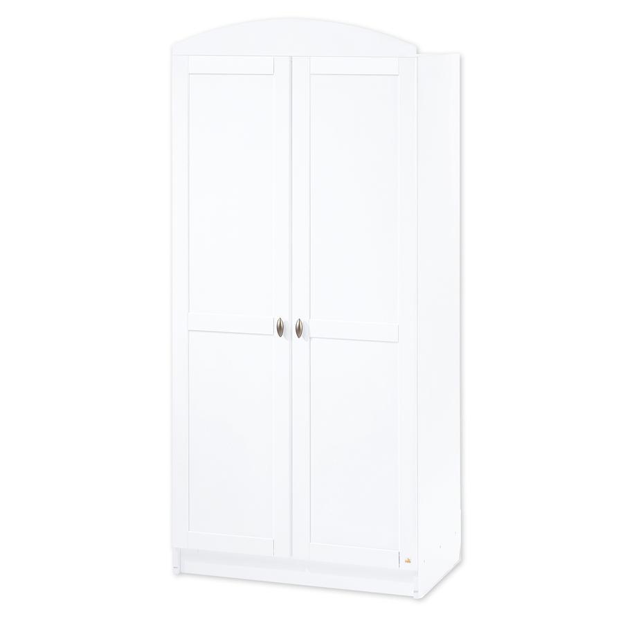 pinolino kleiderschrank laura 2 t rig. Black Bedroom Furniture Sets. Home Design Ideas