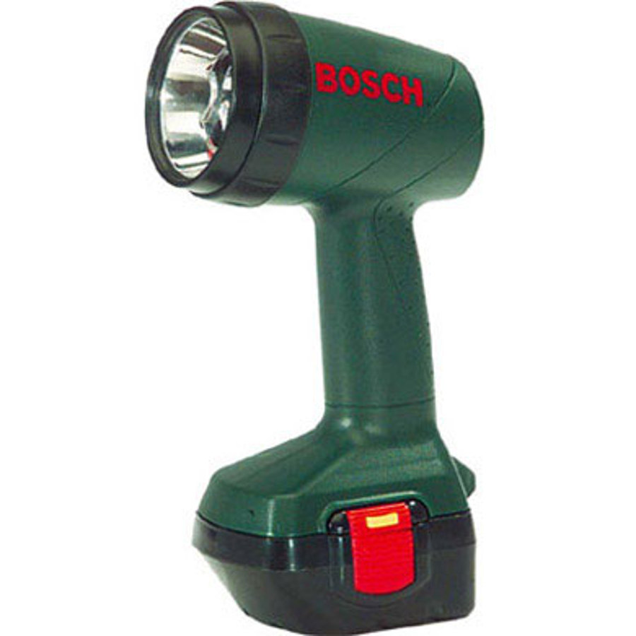 KLEIN BOSCH mini batteridriven lampa
