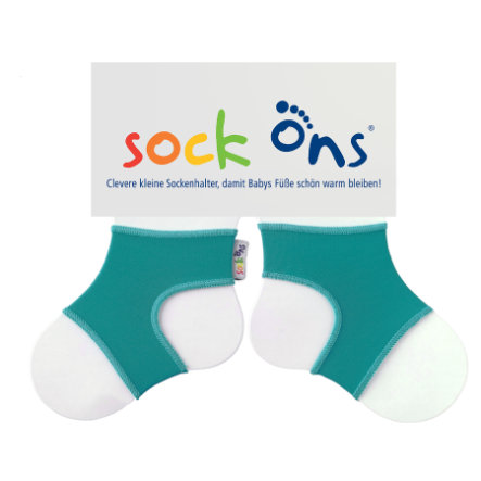 Sock Ons Brights turquoise