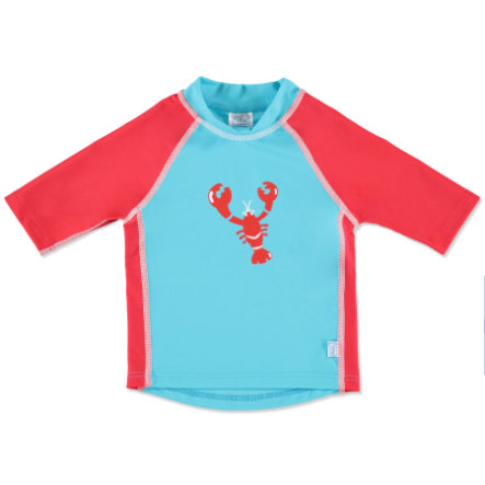 i play.® Rashguard Sleeve Boys AQUA LOBSTER