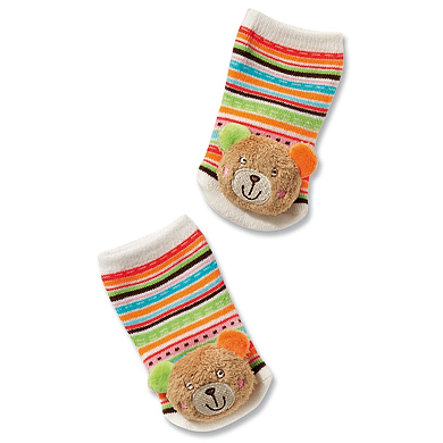 FEHN ponožky s chrastítkem OSKAR