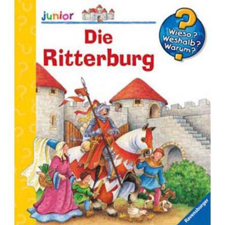 RAVENSBURGER Wieso? Weshalb? Warum? Junior: Die Ritterburg Band 4