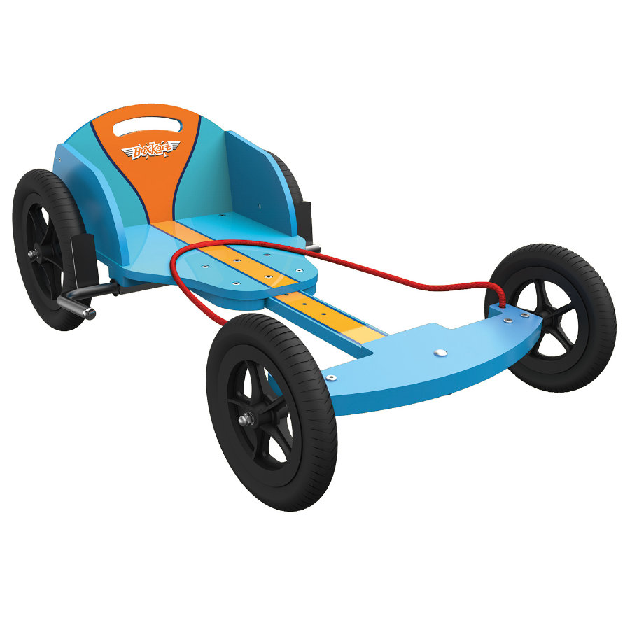 kiddimoto® BOXKART Race GULF oil